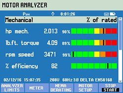 Motor Analyzer Mechanical